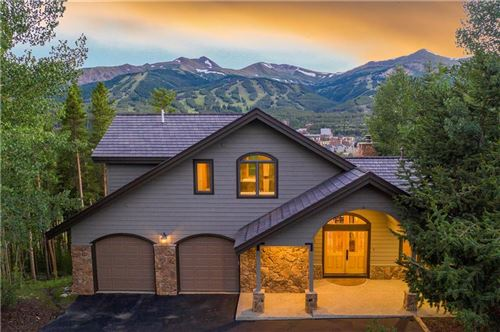 Photo of 349 Gold Flake Court, BRECKENRIDGE, CO 80424 (MLS # S1020964)