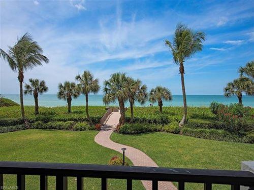 Photo of 10475 Gulf Shore DR #112, NAPLES, FL 34108 (MLS # 221024000)