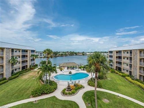 Photo of 3000 Gulf Shore BLVD N #306, NAPLES, FL 34103 (MLS # 220035004)