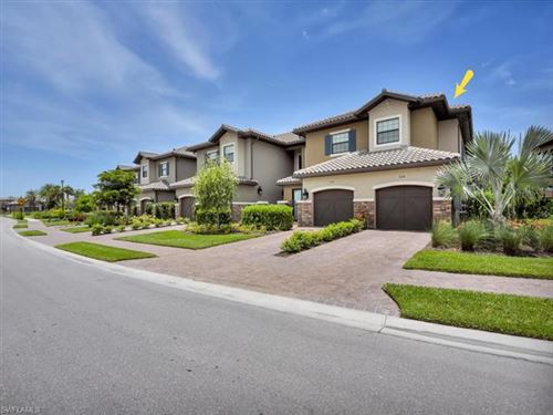 Photo of 9684 Montelanico LOOP #204, NAPLES, FL 34119 (MLS # 220033005)