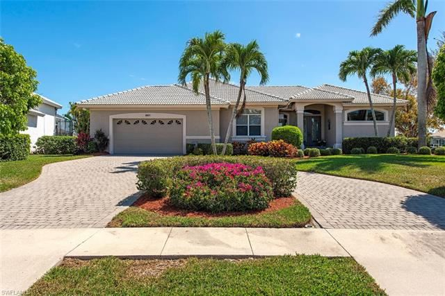 861 S Joy CIR, Marco Island, FL 34145 - #: 221026013