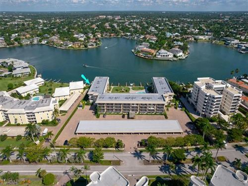 Photo of 3200 Gulf Shore BLVD N #403, NAPLES, FL 34103 (MLS # 221073025)