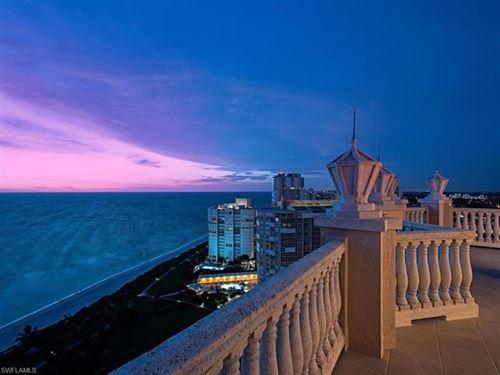 Photo of 4021 Gulf Shore BLVD N #PH11, NAPLES, FL 34103 (MLS # 219036030)