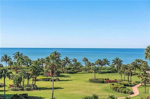 Photo of 4031 Gulf Shore BLVD N #6A, NAPLES, FL 34103 (MLS # 221008042)