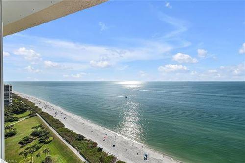 Photo of 4301 Gulf Shore BLVD N #PH-3, NAPLES, FL 34103 (MLS # 221017042)