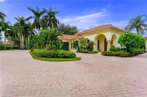 Photo of 2614 Trillium WAY, NAPLES, FL 34105 (MLS # 220053053)