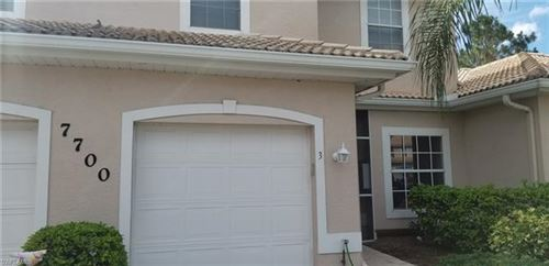 Photo of 7700 Woodbrook CIR #4503, NAPLES, FL 34104 (MLS # 219074060)