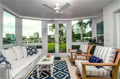 Photo of 400 Park Shore DR #100, NAPLES, FL 34103 (MLS # 221000084)