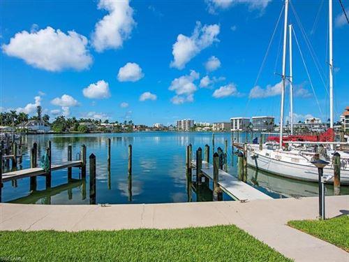 Photo of 366 Harbour DR #366, NAPLES, FL 34103 (MLS # 221058086)