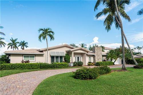 Photo of 1450 Sandpiper ST, NAPLES, FL 34102 (MLS # 220052089)