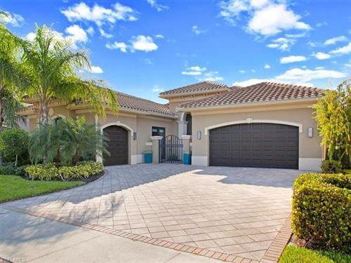 Photo of 4478 Caldera CIR, NAPLES, FL 34119 (MLS # 221075091)
