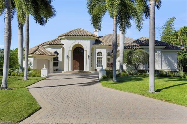 401 Cuddy CT, Naples, FL 34103 - #: 220008094