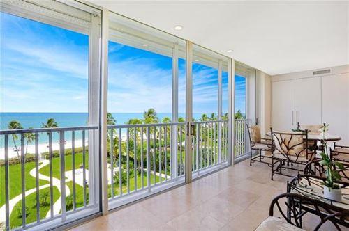 Photo of 1285 Gulf Shore BLVD N #5C, NAPLES, FL 34102 (MLS # 220043101)