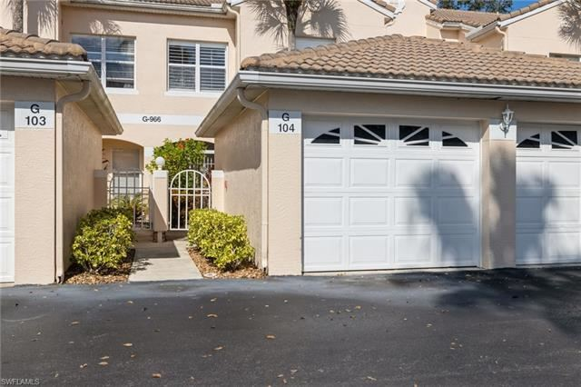966 Woodshire LN #G104, Naples, FL 34105 - #: 221001107