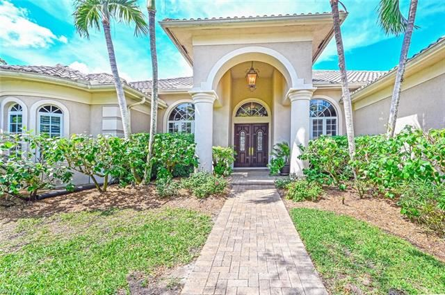 1400 Hummingbird LN, Naples, FL 34105 - #: 221027110