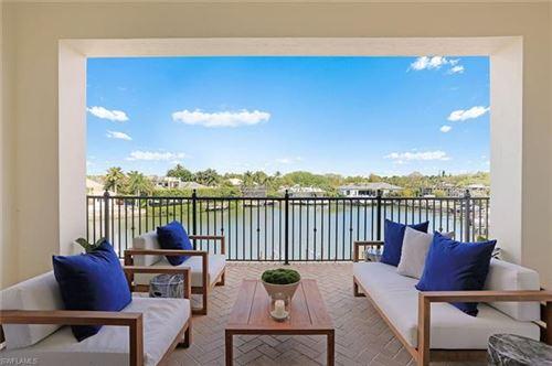 Photo of 1400 Gulf Shore BLVD N #312, NAPLES, FL 34102 (MLS # 221018121)