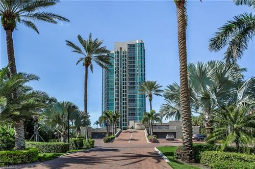 Photo of 4651 Gulf Shore BLVD N #1101, NAPLES, FL 34103 (MLS # 221003129)