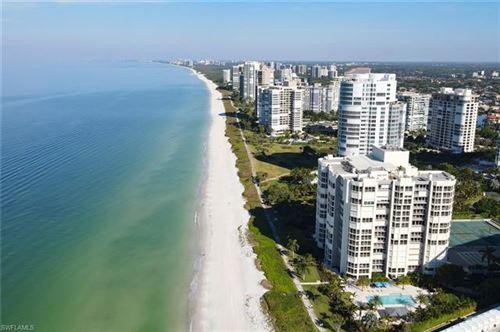 Photo of 4051 Gulf Shore BLVD N #PH 301, NAPLES, FL 34103 (MLS # 221007130)