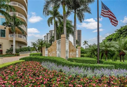 Photo of 4501 Gulf Shore BLVD N #802, NAPLES, FL 34103 (MLS # 219070144)