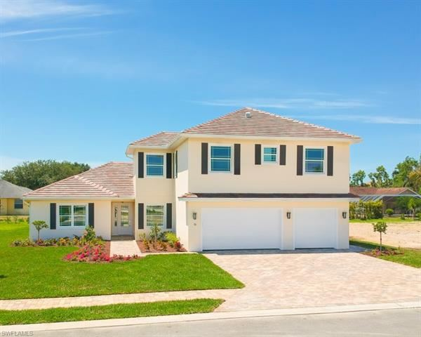 9 Willoughby DR, Naples, FL 34110 - #: 220060144