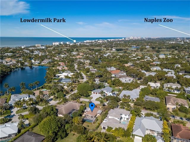 614 5th AVE N, Naples, FL 34102 - #: 220082145