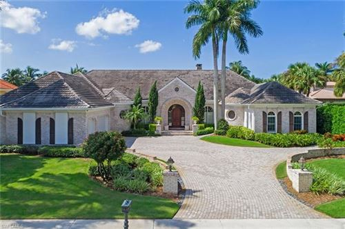 Photo of 7195 Tory LN, NAPLES, FL 34108 (MLS # 220065153)