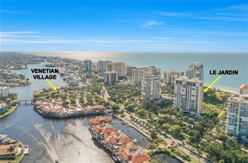 Photo of 4201 Gulf Shore BLVD N #302, NAPLES, FL 34103 (MLS # 220072158)