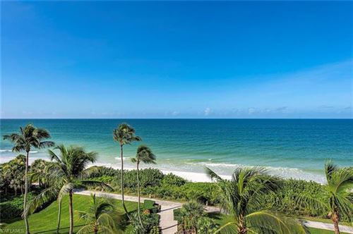 Photo of 4301 Gulf Shore BLVD N #603, NAPLES, FL 34103 (MLS # 220068168)