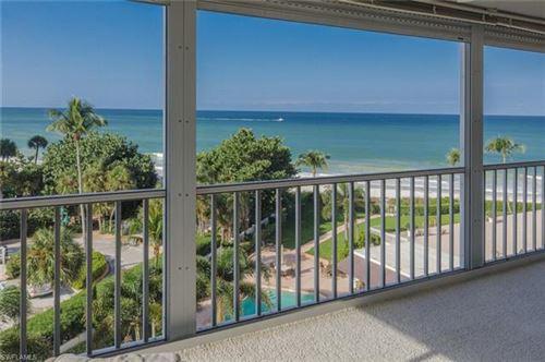 Photo of 3401 Gulf Shore BLVD N #506, NAPLES, FL 34103 (MLS # 220071182)