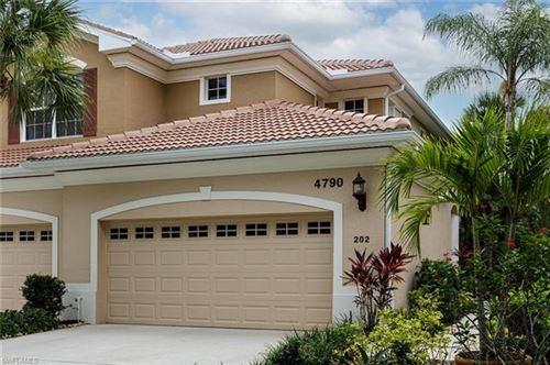 Photo of 4790 Shinnecock Hills CT #202, NAPLES, FL 34112 (MLS # 221034188)
