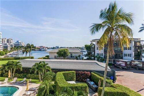 Photo of 3410 Gulf Shore BLVD N #306, NAPLES, FL 34103 (MLS # 221053192)