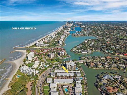 Photo of 2100 Gulf Shore BLVD N #215, NAPLES, FL 34102 (MLS # 220001196)
