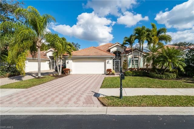 3157 Sundance CIR, Naples, FL 34109 - #: 221003197