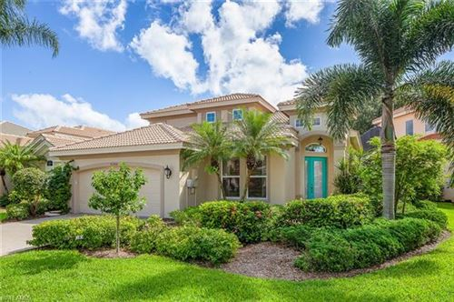 Photo of 9280 Troon Lakes DR, NAPLES, FL 34109 (MLS # 219077202)