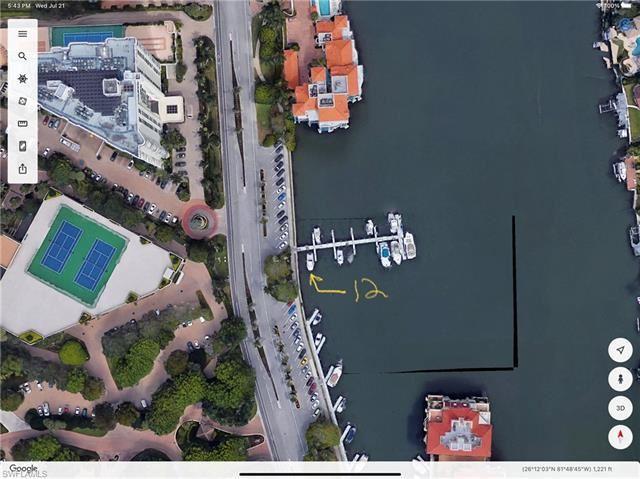 4450 Gulf Shore BLVD N #12, Naples, FL 34103 - #: 221053210