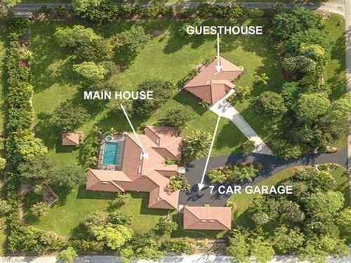 Photo of 5331 Mahogany Ridge DR, NAPLES, FL 34119 (MLS # 221076226)