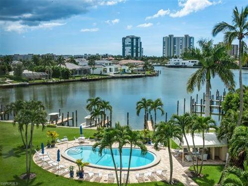 Photo of 400 Park Shore DR #502, NAPLES, FL 34103 (MLS # 220064229)