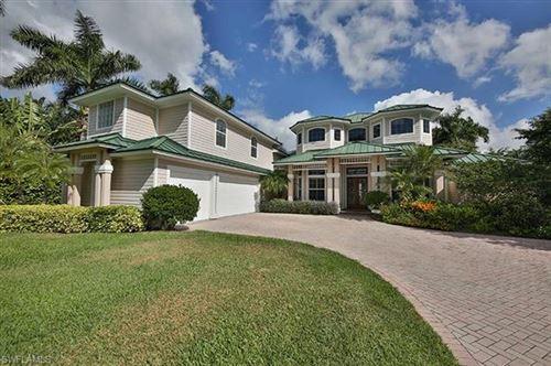 Photo of 450 Palm CIR W, NAPLES, FL 34102 (MLS # 218051232)