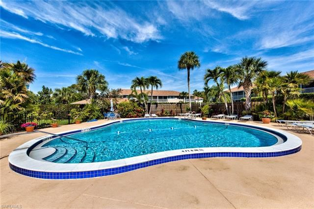 200 Pebble Beach BLVD #D-101, Naples, FL 34113 - #: 221016235