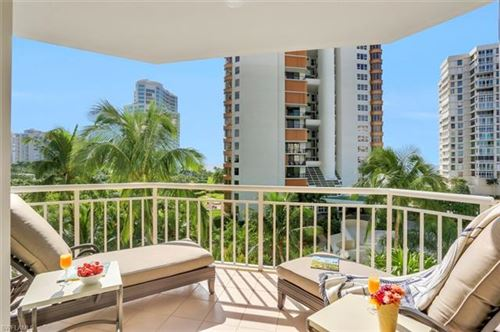 Photo of 4255 Gulf Shore BLVD N #305, NAPLES, FL 34103 (MLS # 219077240)