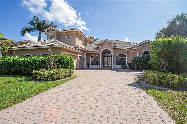 14854 Tybee Island DR, Naples, FL 34119 - #: 221052242