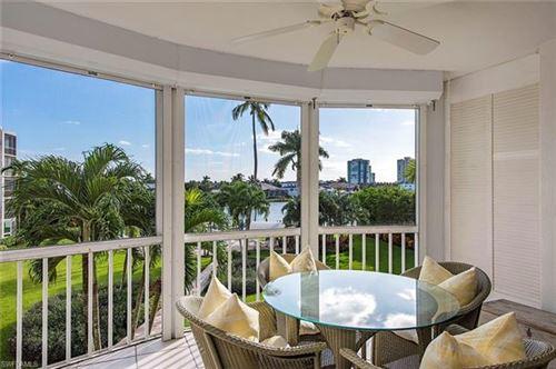 Photo of 400 Park Shore DR #303, NAPLES, FL 34103 (MLS # 220071270)
