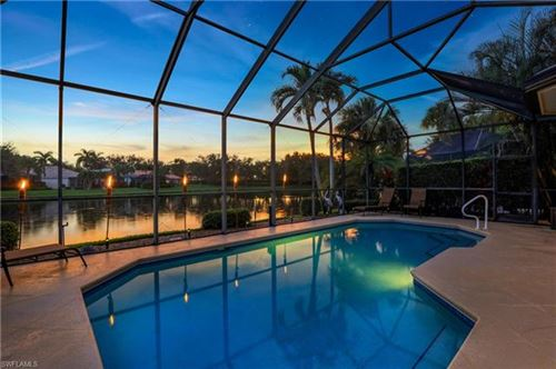Photo of 9185 Troon Lakes DR, NAPLES, FL 34109 (MLS # 220046271)