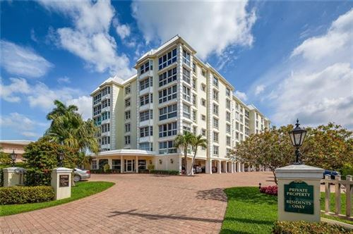 Photo of 1900 Gulf Shore BLVD N 103, NAPLES, FL 34102 (MLS # 219016275)