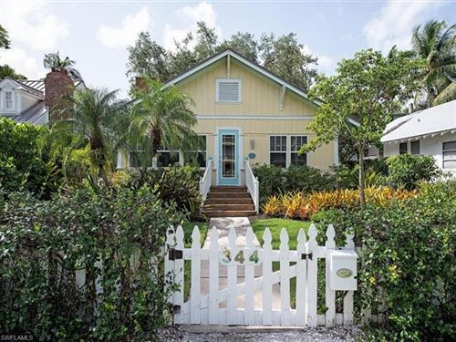 Tiny photo for 344 11th AVE S, NAPLES, FL 34102 (MLS # 220053275)