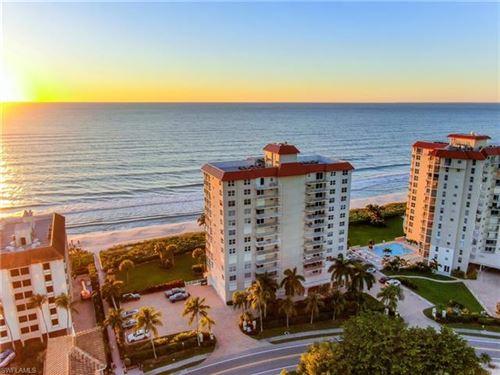 Photo of 10691 Gulf Shore DR #702, NAPLES, FL 34108 (MLS # 221059281)