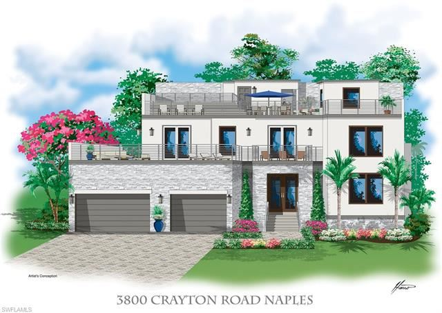 3800 Crayton RD, Naples, FL 34103 - #: 221000285