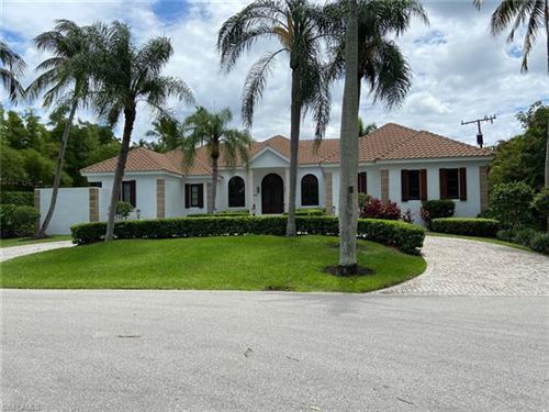 Photo of 2645 Lantern LN, NAPLES, Fl 34102 (MLS # 220039288)