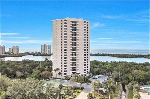 Photo of 5555 Heron Point DR #402, NAPLES, FL 34108 (MLS # 221005288)