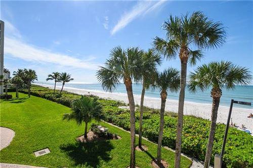 Photo of 3115 Gulf Shore BLVD N #PH-2S, NAPLES, FL 34103 (MLS # 220038310)